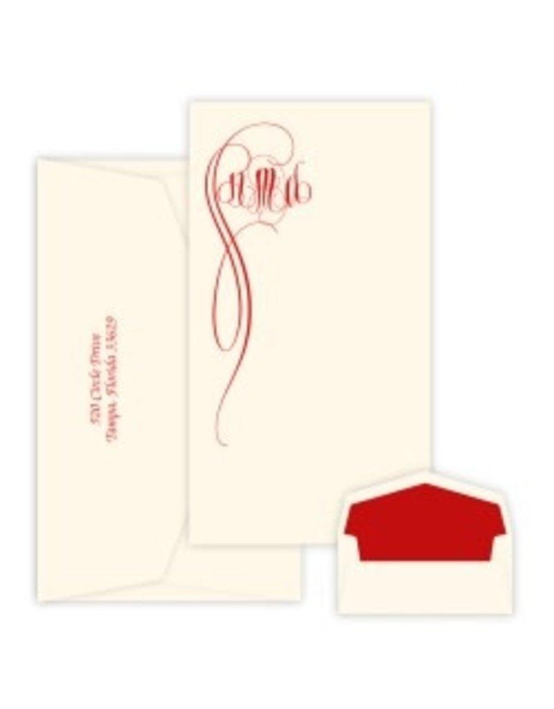 Fiona Monogram Chesapeake Card