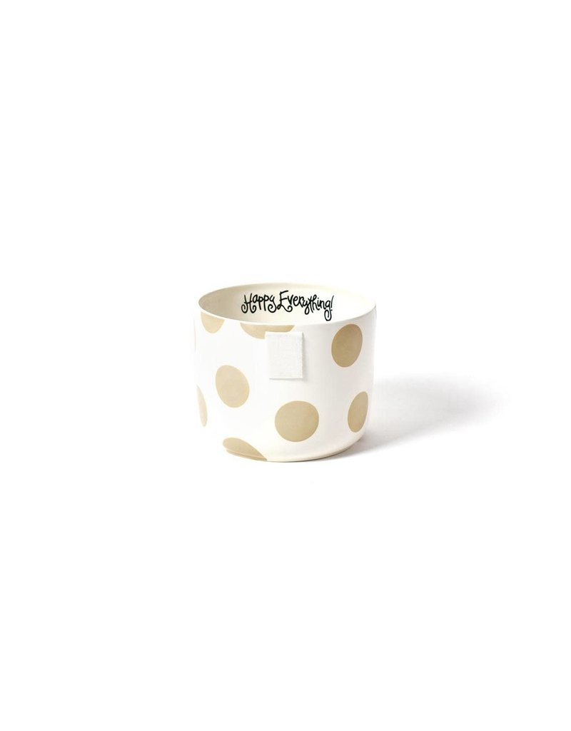 Neutral Dot Mini Bowl