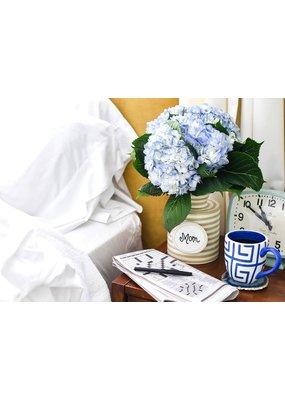 Coton Colors Neutral Stripe Mini Vase