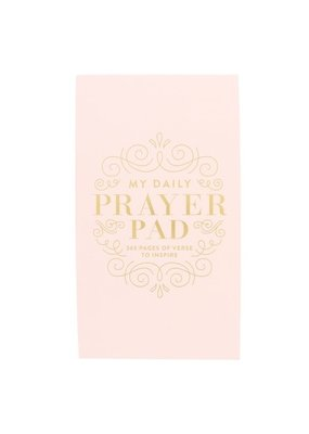 Christian Collection My Daily Prayer Pad Pink