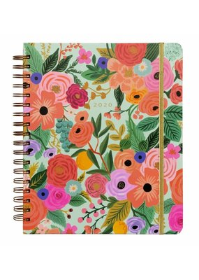 Rifle Paper 2020 Garden Party Spiral Bound Planner