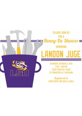 LSU Honey Do