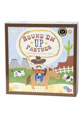 Round Em Up Partner Board Game