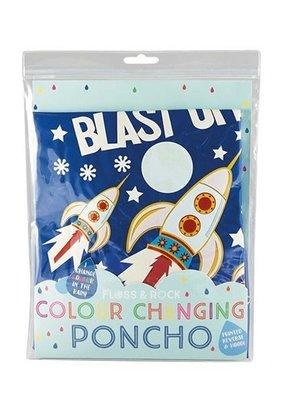 Floss & Rock Rocket Space Poncho