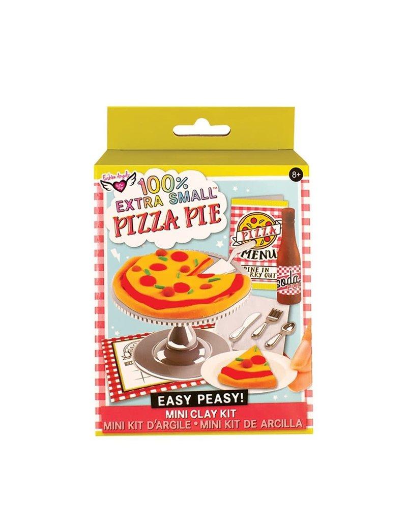 Fashion Angels 100% Extra Small Pizza Pie Mini Clay Kit