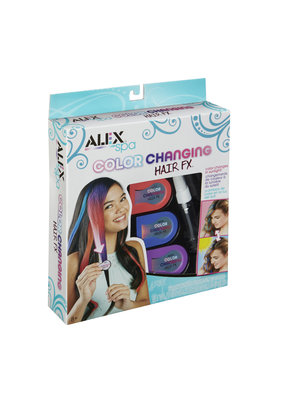 Color Changing Hair FX