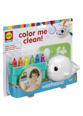 Color Me Clean!