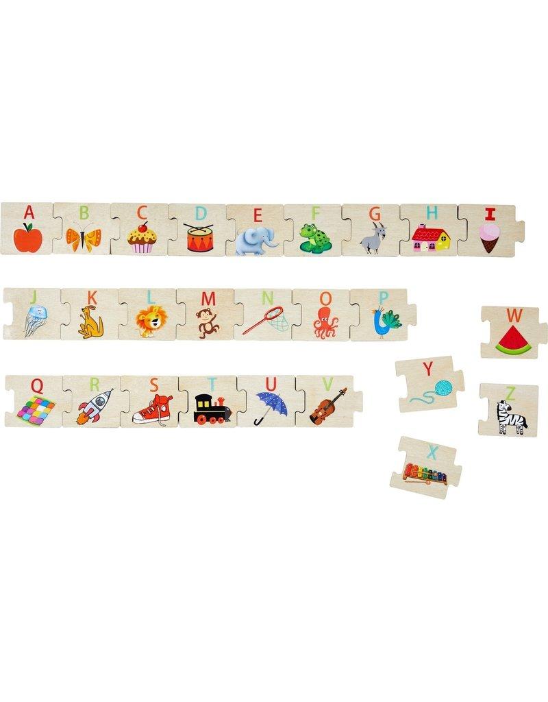 Haba Alphabet Wooden Puzzle