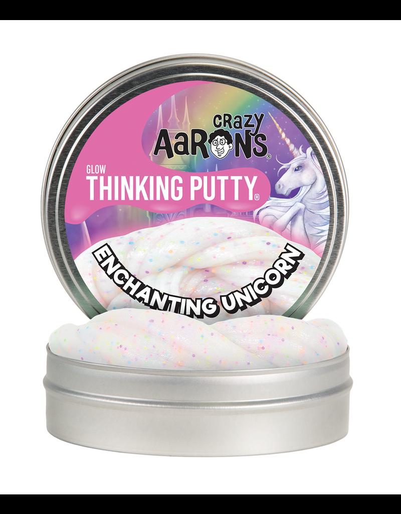 """Enchanting Unicorn 4"""" Tin"""
