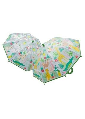 Floss & Rock Jungle Color Changing Umbrella