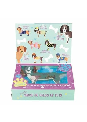 Floss & Rock Pets Magnetic Dress Up Character