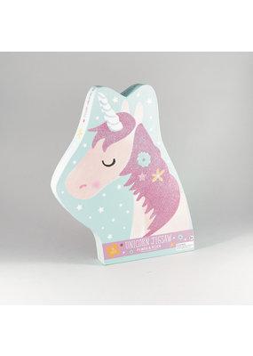Floss & Rock Fairy Unicorn 40pc Jigsaw with Shaped Box