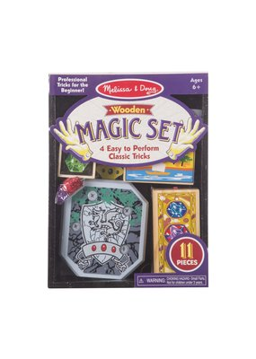 Wooden Magic Set