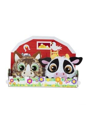 Melissa & Doug Shake It! Farm Animals