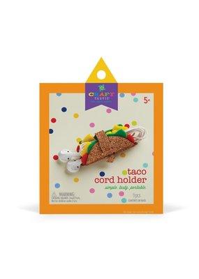 Ann Williams Group Craft-tastic DIY Taco Cord Holder