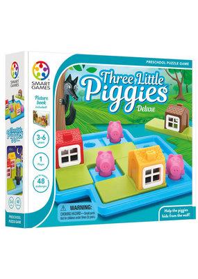 Smart Toys & Games Three Little Piggies - Deluxe