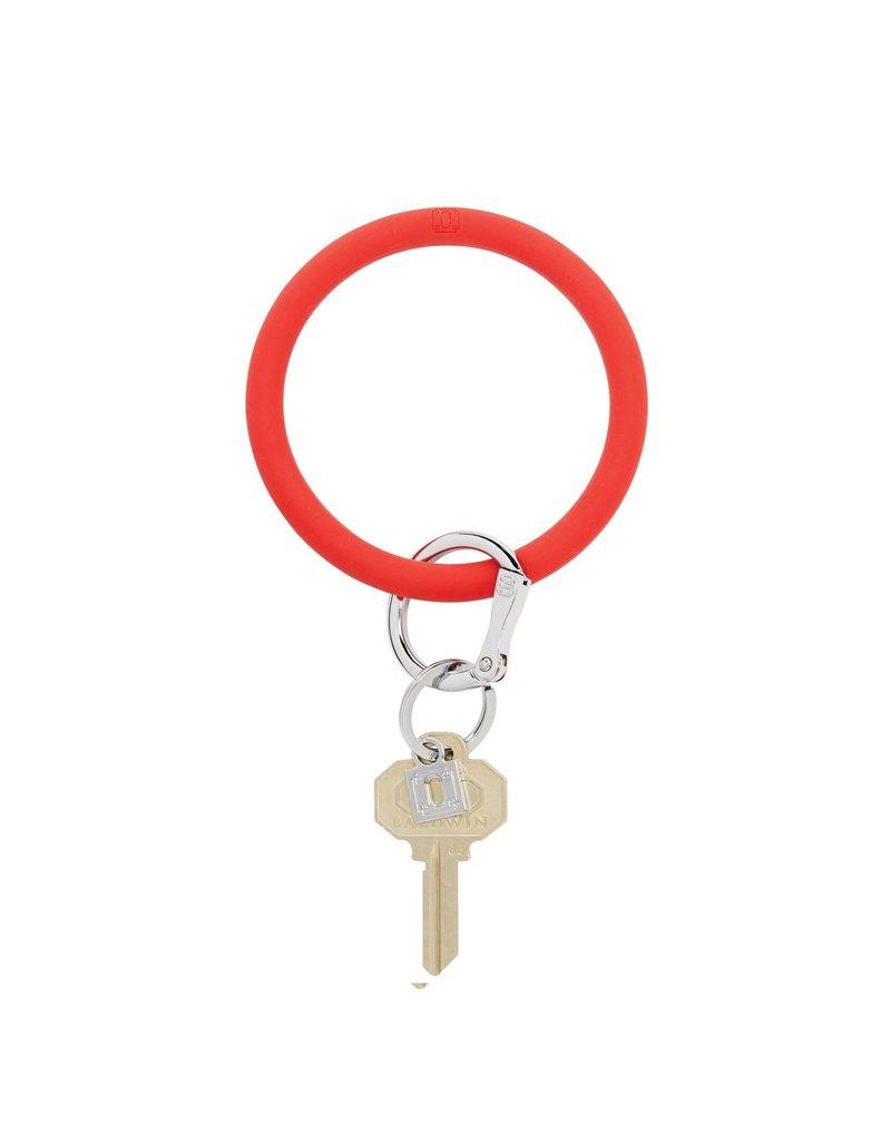 Cherry On Top Big O Key Ring