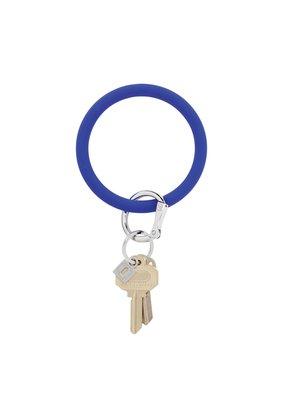 Oventure Blue Me Away Big O Key Ring