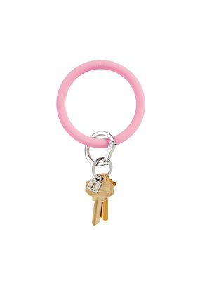 Cotton Candy Big O Key Ring
