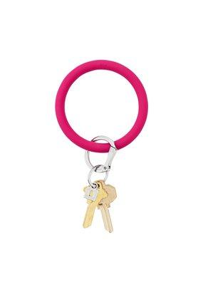 Oventure I Scream Pink Big O Key Ring