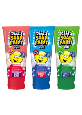 Fozzi's Soap Paint for Fun