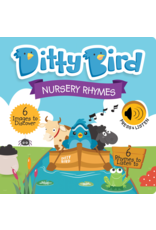 Ditty BIrd Nursery Rhymes Book