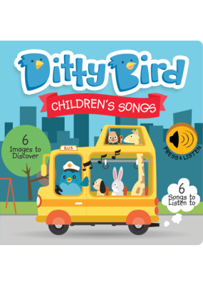 Ditty Bird Ditty Bird Children's Songs Book