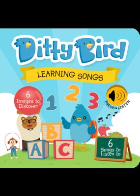 Ditty Bird Ditty Bird Learning Songs Book
