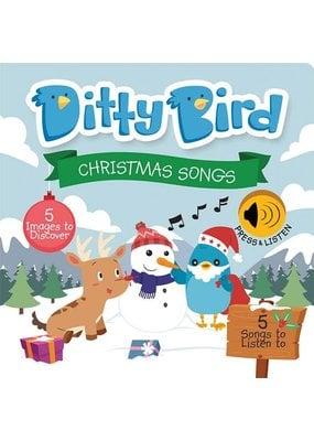 Ditty Bird Christmas Songs Book