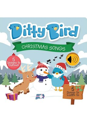 Ditty Bird Ditty Bird Christmas Songs Book