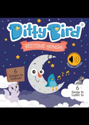 Ditty Bird Bedtime Songs Book