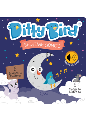 Ditty Bird Ditty Bird Bedtime Songs Book