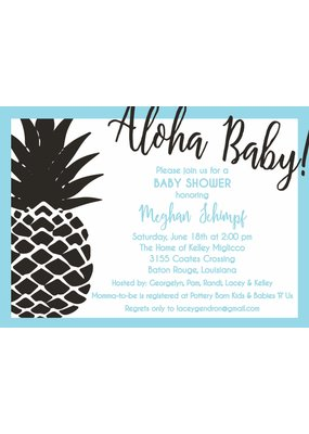 Bella Grace Collection Aloha Baby