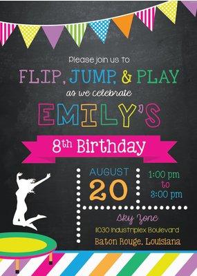 Flip, Jump, Play