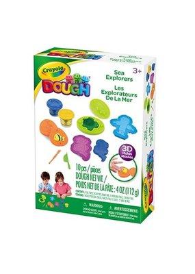 Play Visions Crayola Dough Ocean Playset