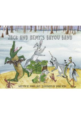River Road Press Jack and Remys Bayou Band