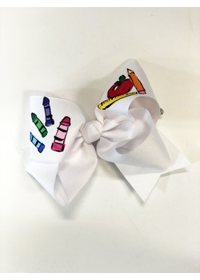 Two Sisters Bows ABC XLarge Bow
