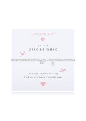 A little Bridesmaid Bracelet