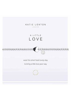 Katie Loxton A little Love Bracelet with word