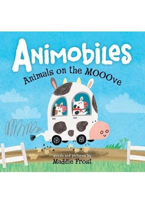 Sourcebooks Animobiles Book