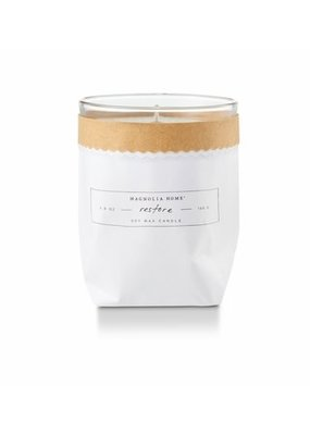 Bagged Candle Restore