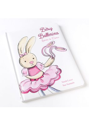 Bitsy Ballerina Learns To Dance Book