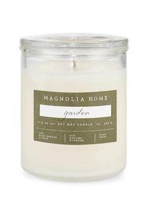 Magnolia Home Glass Jar Garden