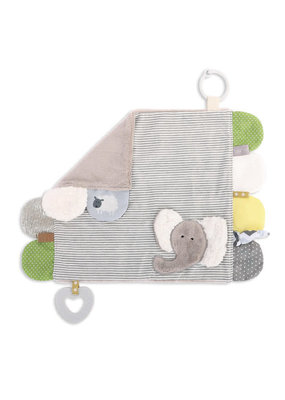 Elephant Activity Blanket