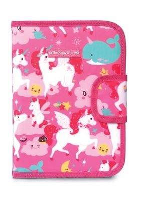 The Piggy Story Chalk N Marker Art Case - Unicorn Land
