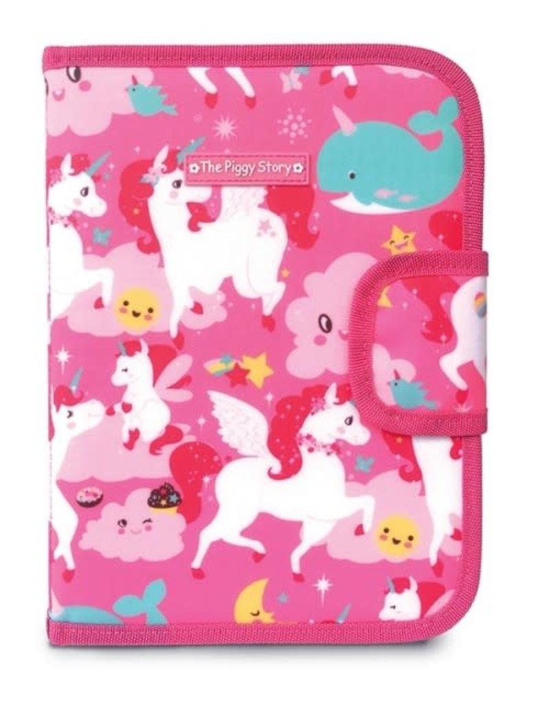 Chalk N Marker Art Case - Unicorn Land