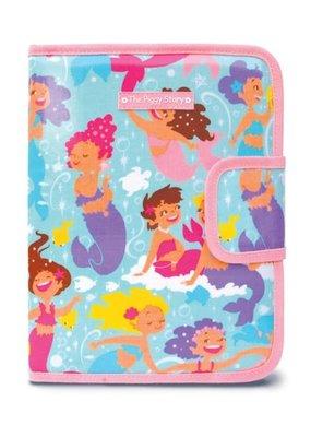 The Piggy Story Chalk N Marker Art Case - Magical Mermaids