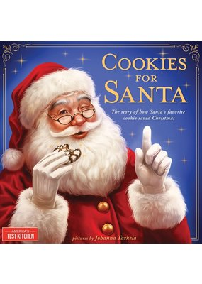 Sourcebooks Cookies for Santa