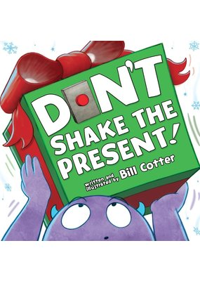 Sourcebooks Don't Shake the Present!