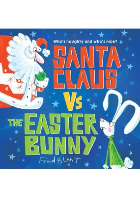 Sourcebooks Santa Claus vs. the Easter Bunny